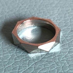 🛍 3/$20 - Silver Midi Ring
